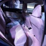 2017 Maruti Dzire rear seat revealed
