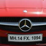 2017 Mercedes CLA (facelift) grille Review