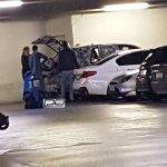 2018 BMW X5 tailgate spy shot