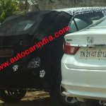 2018 Hyundai Elite i20 rear spied