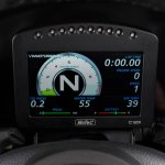 205 PS VW Ameo Cup race car instrument display revealed