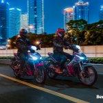Benelli RFS150i motion Malaysia launch