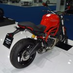 Ducati Monster 797 at BIMS 2017 rear three quarter
