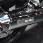 Honda CBR650F at BIMS 2017 Moriwaki exhaust