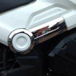 Honda Navi Goa Hunt chrome side panel