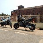 Honda Navi Goa Hunt cover Bom Jesus