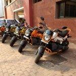 Honda Navi Goa Hunt lineup
