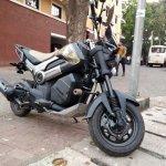 Honda Navi Goa hunt front three quarter Adventure profile