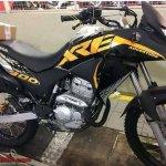 Honda XRE300 spyshot India claim