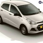 Hyundai Grand i10 Prime front three quarters