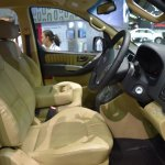 Hyundai H-1 Deluxe front seats at 2017 Bangkok International Motor Show