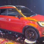 India-made Suzuki Ignis side launches in Indonesia