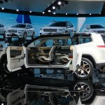 Jeep Yuntu concept at Auto Shanghai 2017