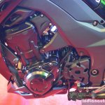 Kawasaki Z1000 India launch engine