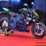 Kawasaki Z1000 India launch front three quarter right