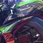 Kawasaki Z1000 India launch fuel tank