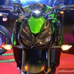 Kawasaki Z1000 India launch headlamp