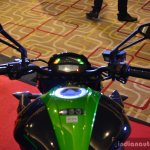 Kawasaki Z1000 India launch instrumentation