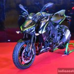 Kawasaki Z1000R India launch front three quarter