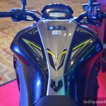 Kawasaki Z1000R India launch instrumentation