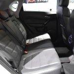 MG GS rear seats at 2017 Bangkok International Motor Show
