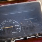 Maruti 800 Trailblazer custom motorcycle instrumentation