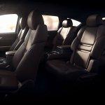 Mazda CX-8 cabin