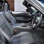 Mazda MX-5 RF SEATS at 2017 Bangkok International Motor Show