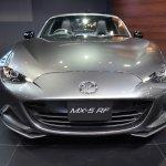 Mazda MX-5 RF front at 2017 Bangkok International Motor Show