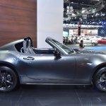Mazda MX-5 RF profile at 2017 Bangkok International Motor Show