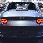 Mazda MX-5 RF rear at 2017 Bangkok International Motor Show