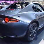 Mazda MX-5 RF rear three quarters at 2017 Bangkok International Motor Show