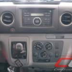 Nissan Urvan Premium Philippines launch instrumentation