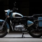 Royal Enfield Bullet 350 Standard Graduate by Eimor Customs side left