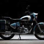 Royal Enfield Bullet 350 Standard Graduate by Eimor Customs side