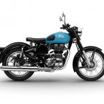 Royal Enfield Classic 500 Redditch Edition Redditch Blue