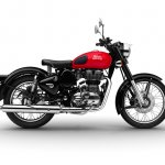 Royal Enfield Classic 500 Redditch Edition Redditch Red