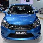 Suzuki Celerio at 2017 Bangkok International Motor Show front