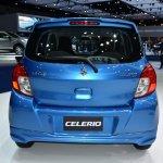 Suzuki Celerio at 2017 Bangkok International Motor Show rear
