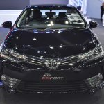 Toyota Corolla ESport at 2017 Bangkok International Motor Show front