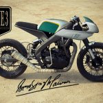 Yamaha R15 Tony 535 by Inline3 Cutom Motorcycles side