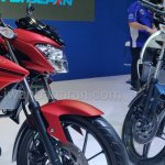 Yamaha V-Ixion R engine front fender
