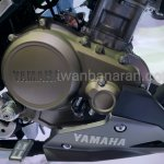 Yamaha V-Ixion R engine side