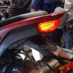 Yamaha V-Ixion R engine taillamp