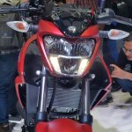 Yamaha V-Ixion R headlamp
