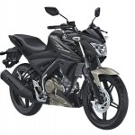Yamaha V-Ixion front three quarter studio black