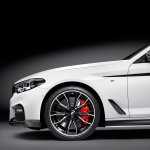 2017 BMW 5 Series BMW M Performance brake system