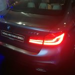 2017 BMW 5 Series (G30) previewed to customers rear