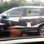 2017 Honda CR-V side spied in Malaysia