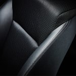 2017 Honda Grace (City) seat upholstery teased in Japan
